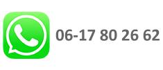 Afspraak maken via Whatsapp